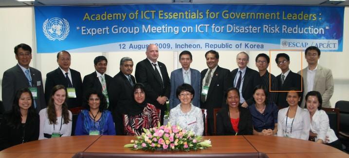 UN-APCICT Expert Group Meeting