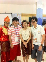 Student World Forum at Chula, Thailand