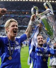 Torres (Chelsea) Juara Liga Champions