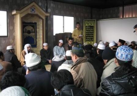Tampak Dalam dari Masjid Al-Amin
