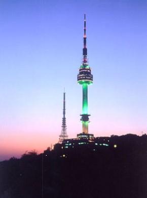 Seoul Tower, Charm of South Korea