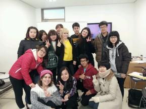 My Korean Language Classmates