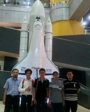 Alumni PPSDMS di Korea yang senantiasa siap berkontribusi untuk sekitar.