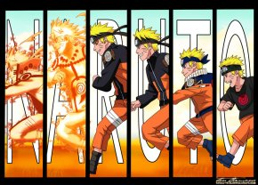 Naruto Growing Up